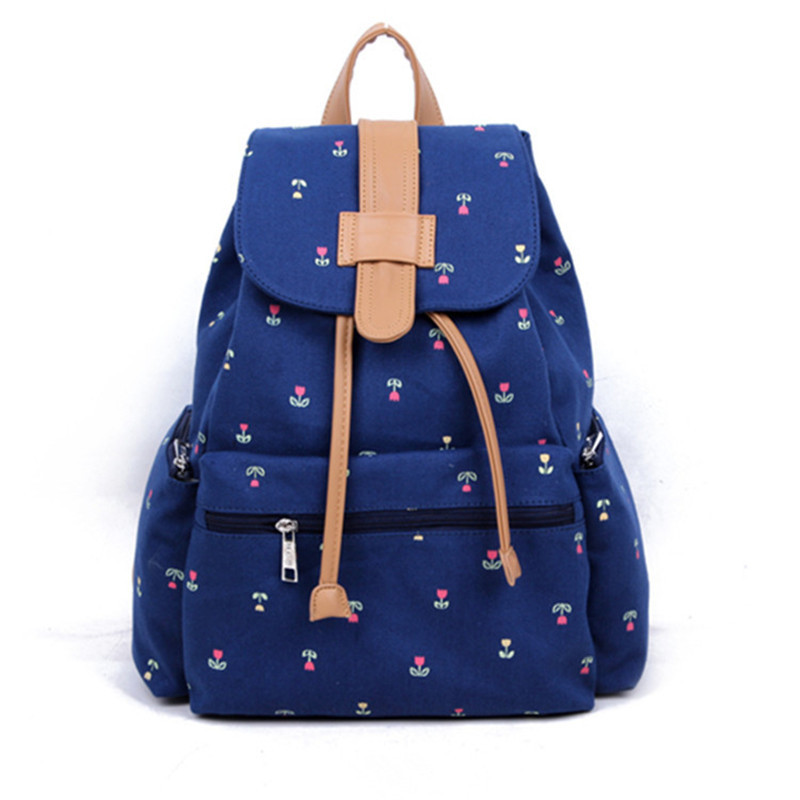Korean Style School Bag Images