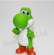Nintendo Super Mario Bros 5″ GREEN YOSHI Figure Toys