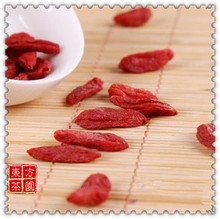 Sales promotion 100g Super Ningxia Wolfberry Dried Fruit Goji Berries Fruit Tea Chinese Wolfberry Pure Natural