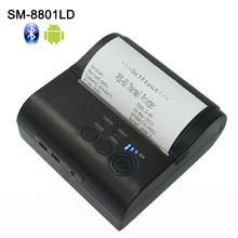 80 мм bluetooth термопринтер термопринтер bluetooth android mini 80 мм термопринтер bluetooth 80LD(China (Mainland))