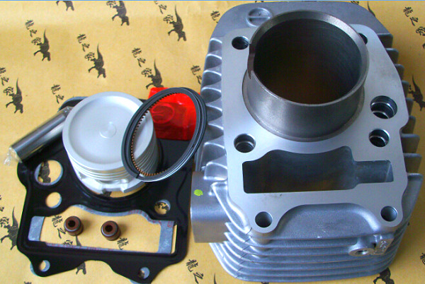 KPH DY125 SDH125-2 125-6 Motorcycle Cylinder Set Assembly Motorbike Scooter Cylinder Piston Rings Kit(China (Mainland))