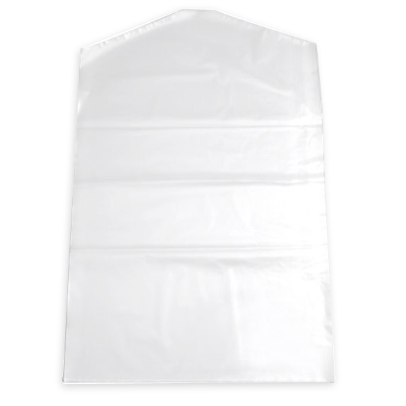 10pcs Clothes Suit Garment Dustproof Cover Transparent Plastic Storage Bag(China (Mainland))