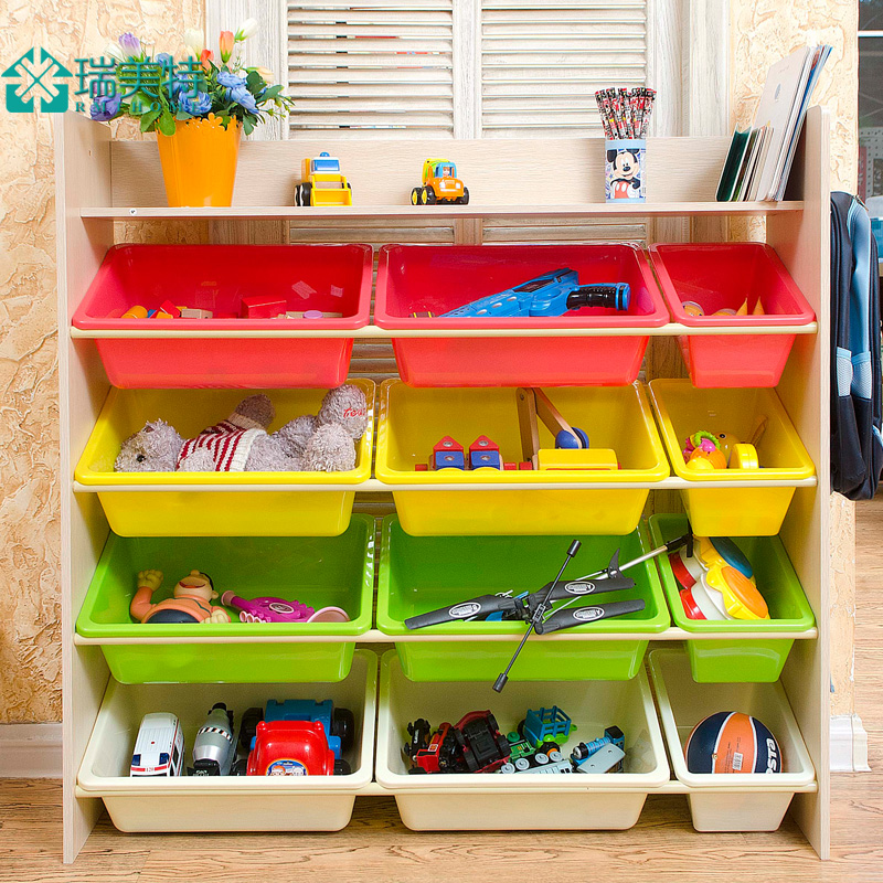 Nursery toys toys storage rack racks aircraft finishing classification rack shelf storage box of childrens toys oversized cabin<br><br>Aliexpress