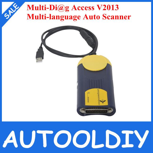 2015 New Arrivial Multi Di@g Access V2013 Multi Diag tool MultiDiag