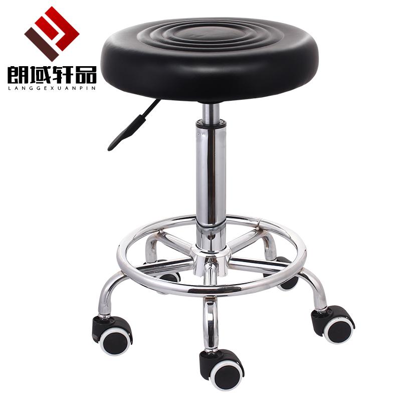 Xuan goods bar stool beauty chair rotating lift barber salon<br>
