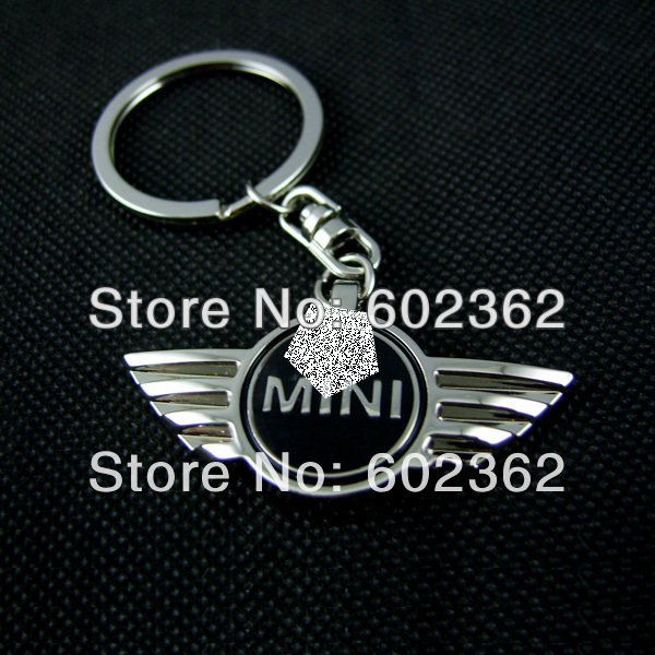 ! , 2014 Metal keychains /key chains / keyring Mini Cooper Accept small orders - Dual-Morning General Merchandise Trading Firm Yiwu store