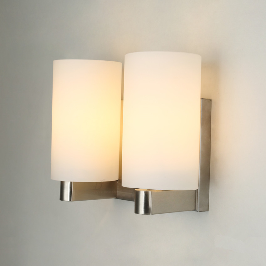 Buy new arrival modern art wall lamps bedroom bedside wall sconce home - Decorative wall sconce ...