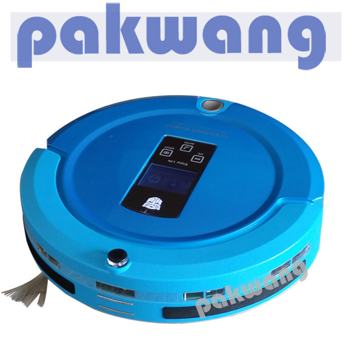 (free to the world) Fully-automatic Sweeper Intelligent Household A325 One Button Operation Robot Vacuum Cleaner(China (Mainland))