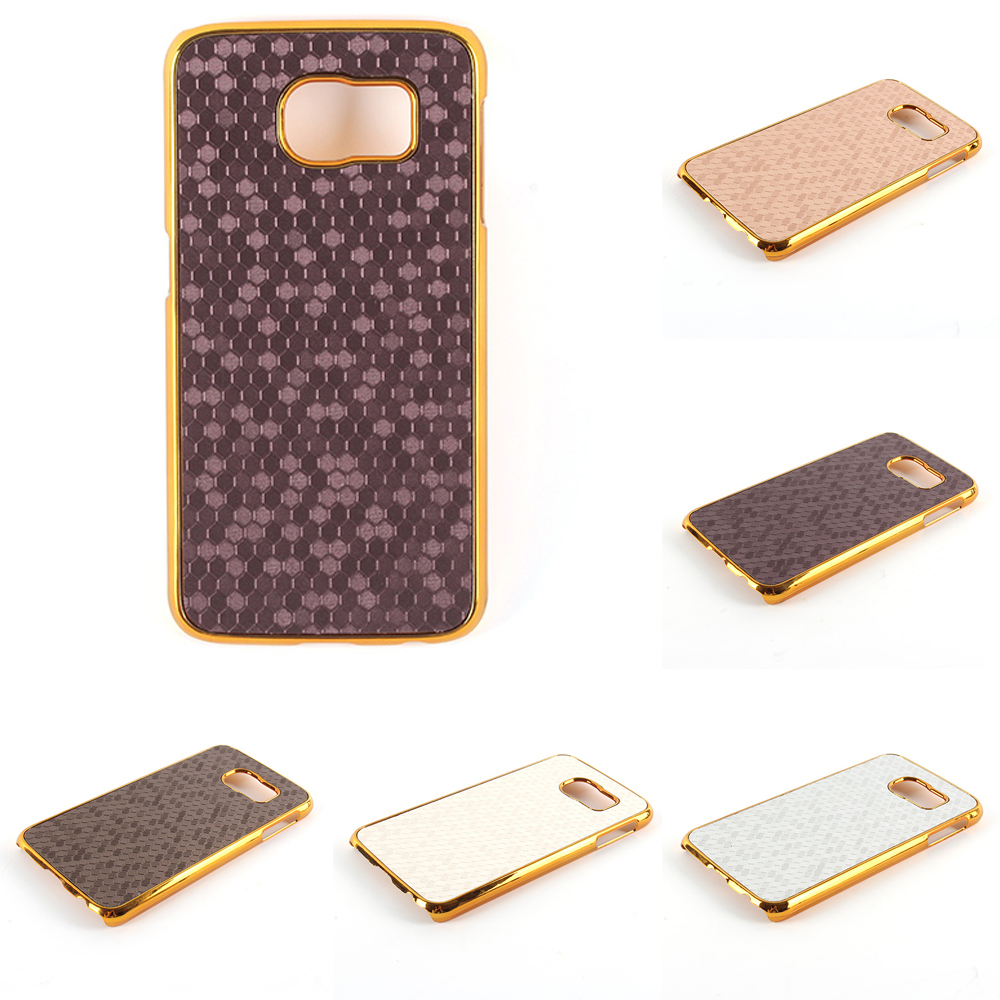 Hard Plastic Football Lines Mobile Protector Cases For Samsung Galaxy S6 Mobile Phone Cases(China (Mainland))