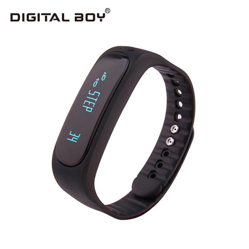 Bluetooth 4.0 Smart Wristband For Iphone Android Phone Smart Bracelet Pedometer Sleep Tracker Call Reminder Smartband