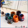 Sailing vape Epoxy resin drip tips mouthpiece wide bore for Zephyr Buddha electronic cigarette