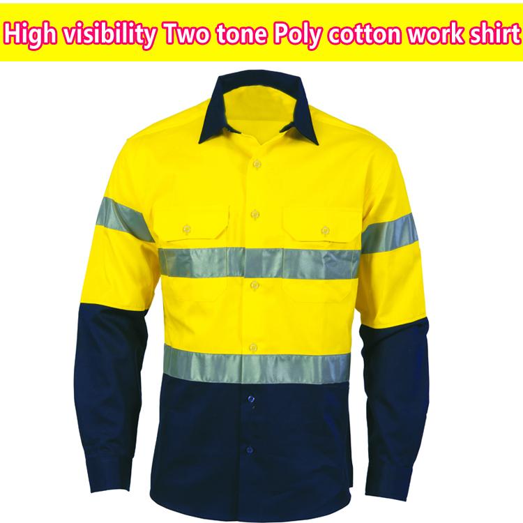 Popular Safety Shirts Reflective Buy Cheap Safety Shirts