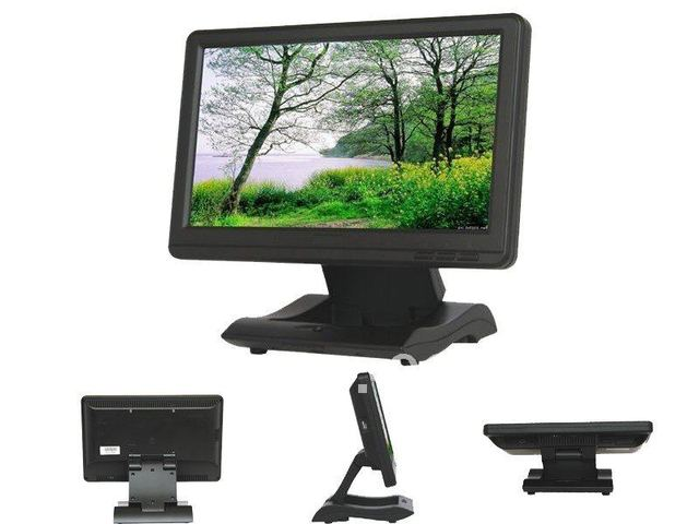 101''  USB Monitor With Touch Screen