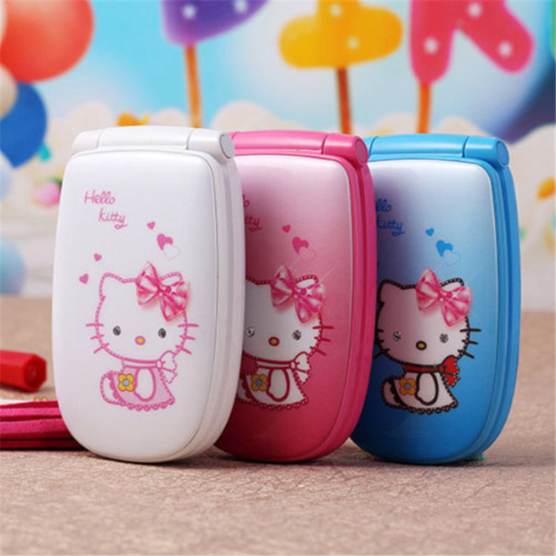 2015 new Flip Mini Cell Phone W88 Luxury Music Best Gifts for Girl Lady Children with camera White Pink Blue Mobile Phone k688(China (Mainland))