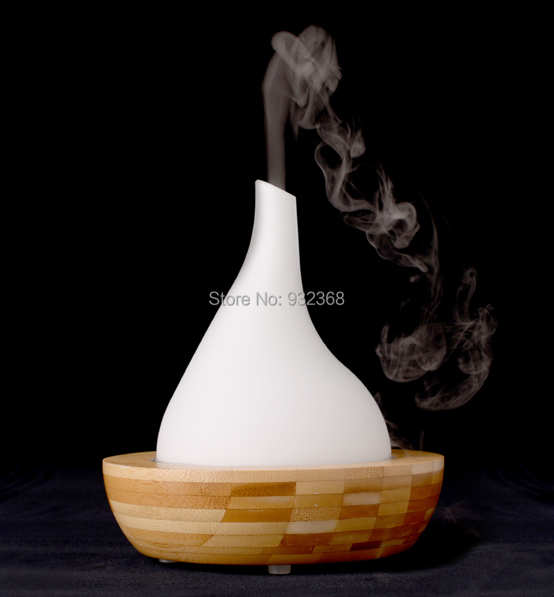 Mountain Top Essential Oil Ultrasonic Air Humidifier Electric Aroma Diffuser Aromatherapy Dry Protecting(China (Mainland))