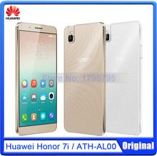 Original Huawei Honor 7i 4G LTE Cell Phone Qualcomm 616 Octa-Core 5.2 inch Android 5.1 OS 3GB RAM 32GB ROM 13MP Rotation Camera