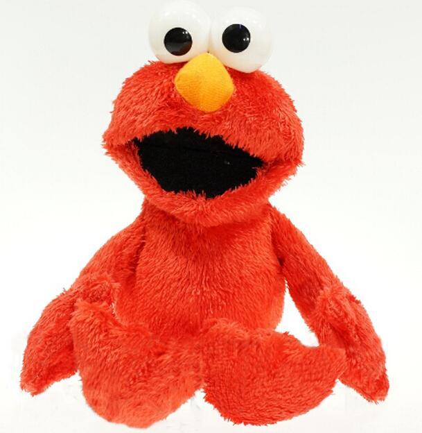 30CM Anime Cartoon Sesame Street Red Elmo Plush Toy Children Gifts Soft Stuffed Dolls(China (Mainland))