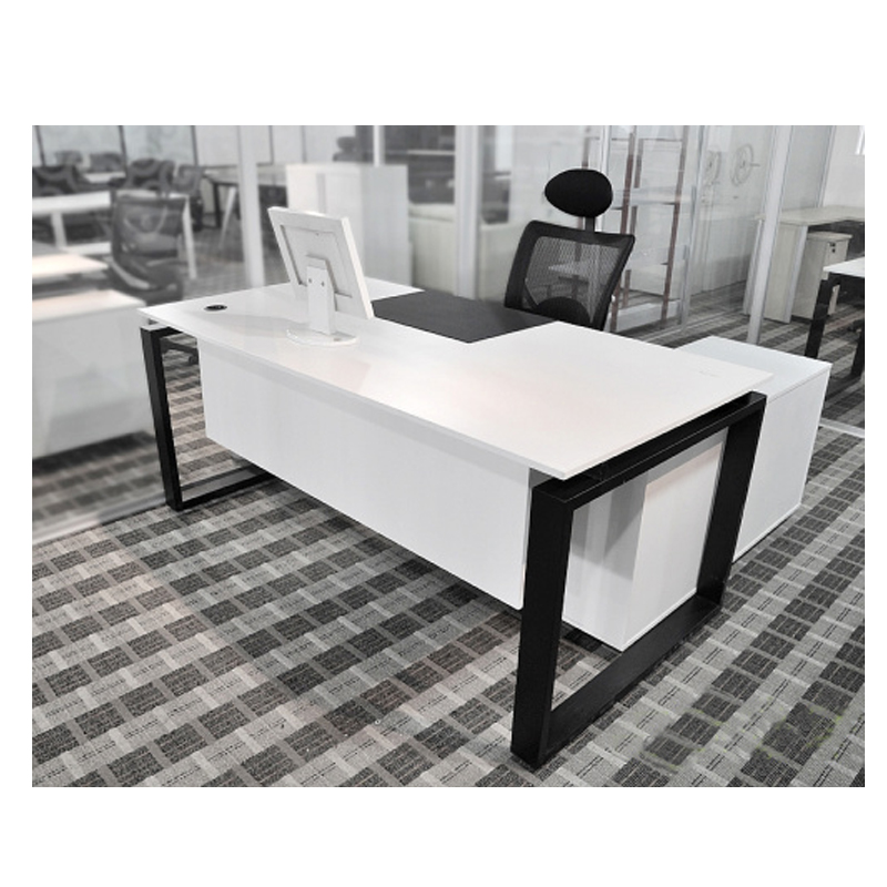 Office furniture head table desk office stylish simplicity for Simple office furniture design