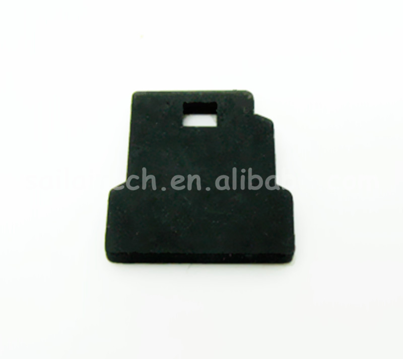 Hot sale Eco Solvent Mutoh Printer Wipre Blade Cap Printhead Clean Wiper(China (Mainland))