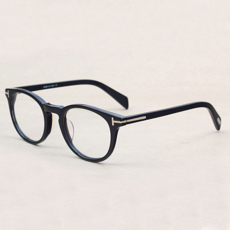 Black and Leopard Eyeglasses Frame for Women and Men Fashion Eyewear Optical Glasses Spectacles New Designer Brand(China (Mainland))