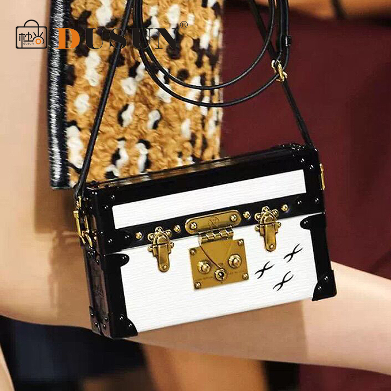 2015 Famous Brand Women Shoulder bag High quality Genuine leather Messenger bags Women's Designer Small Box bag Ladies bags(China (Mainland))