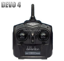 Walkera 4channels 2.4Ghz Remote Control DEVO 4 Transmitter for QR Ladybird V2,Y6,Y8 etc