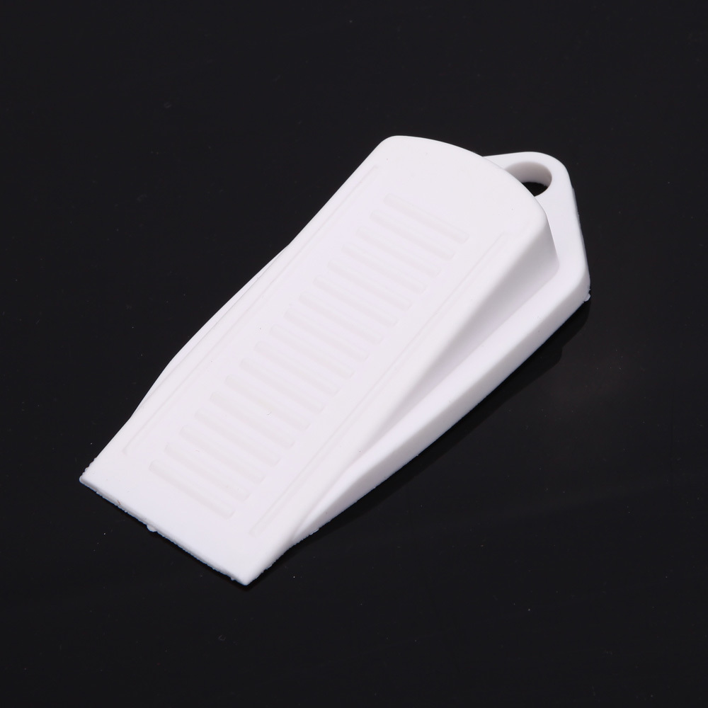 New 5pcs pack Megnetic Child Baby Safety Door Stopper Inserted Door Stop Card Holder Lock Baby
