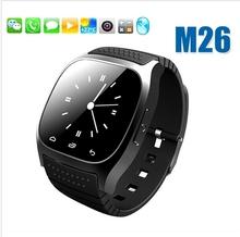 Luxe montre Smart Watch RWATCH M26 Bluetooth mode hommes femmes montre – bracelet pour Android IOS Samsung smartphone avec télécommande