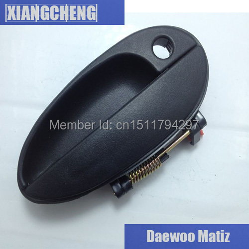 1 Piece Freeshipping!HQ Use Daewoo Matiz Front Outside Door Handle 98-05 - XiangCheng Automobile Parts store