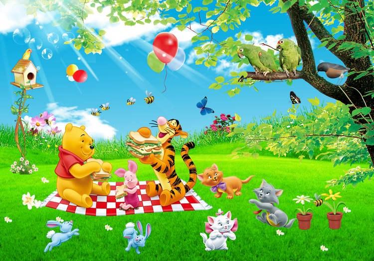 Cute spring wallpaper for kids foto bugil bokep 2017 for Wallpaper 3d kids