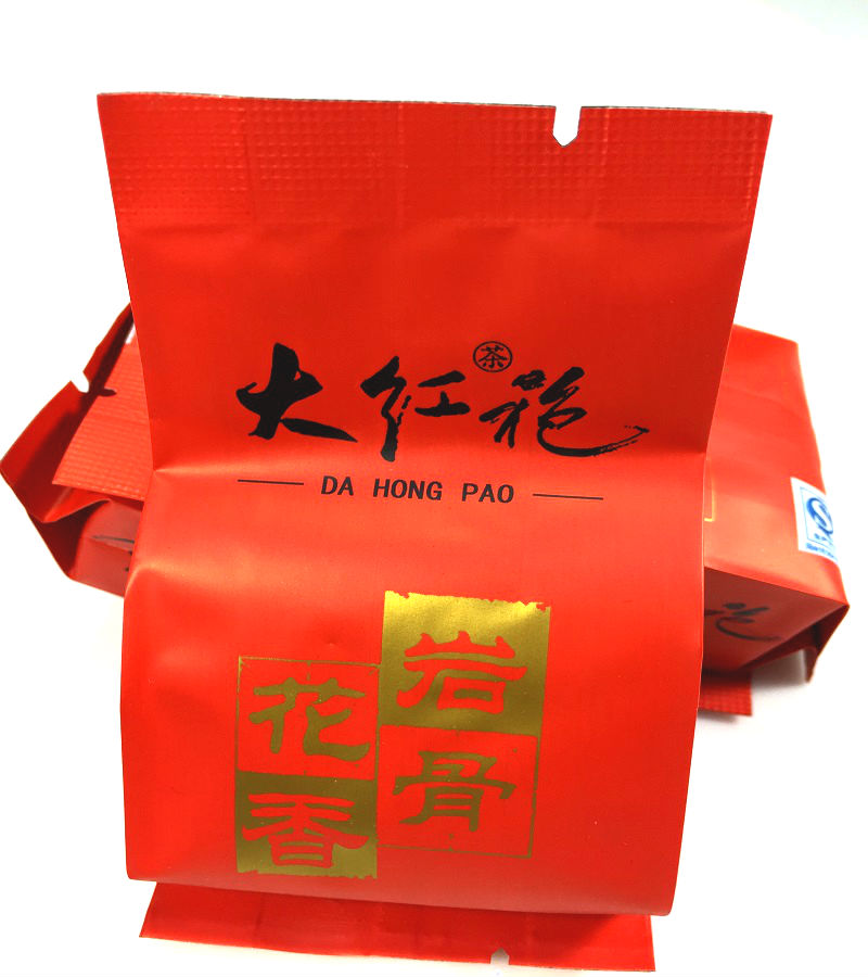 Dahongpao strainer tea infuser bags Oolong coffee healthy Sweet producer Chinese Black tea free shipping