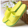 New COQUI EVA home slippers indoor plastic slipper home couple bathroom slippers solid light soft slipper