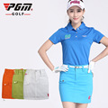 PGM genuine Golf skirt lady Golf cotton skirt culotte anti summer dress skirt freeshipping