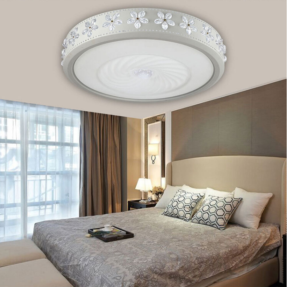 Acquista all'ingrosso Online New modern lampada da soffitto camera ...