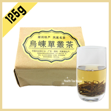 Top Grade Chinese Chaozhou Phoenix Dancong Tea Chao Zhou Feng Huang Oolong Wu Dong Dan Cong Tea 125g(China (Mainland))