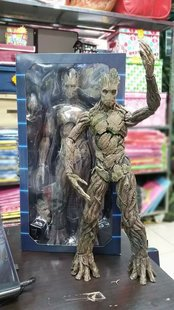 Hot Toys Guardians of the Galaxy Groot 1/6 Scale PVC Action Figure Collectible Model Toy 15 42cm MM050<br><br>Aliexpress