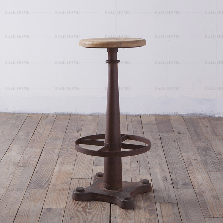 Здесь можно купить  Europe and imported luxury lift bar stool to do the old vintage wrought iron chair lift coffee reception barstool Europe and imported luxury lift bar stool to do the old vintage wrought iron chair lift coffee reception barstool Мебель