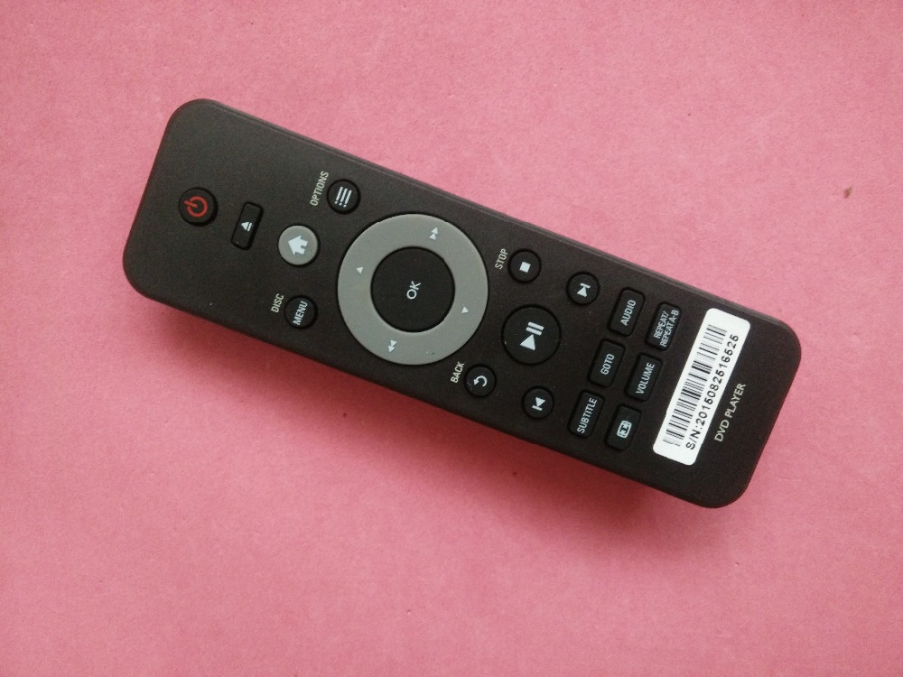 Remote Control RC-5610 RC-5721 For Philips DVP2880 DVP2880/F7 DVP3602 DVD Player(China (Mainland))