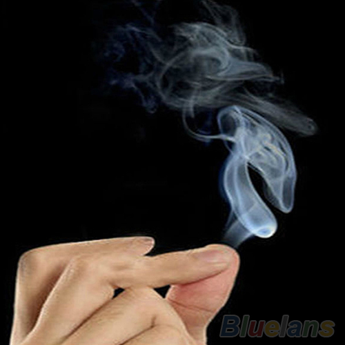 Mystic Finger - Smoke Magic Trick Magic Illusion Stage Close-Up Stand-Up   Smoke Magic tool 2M8M