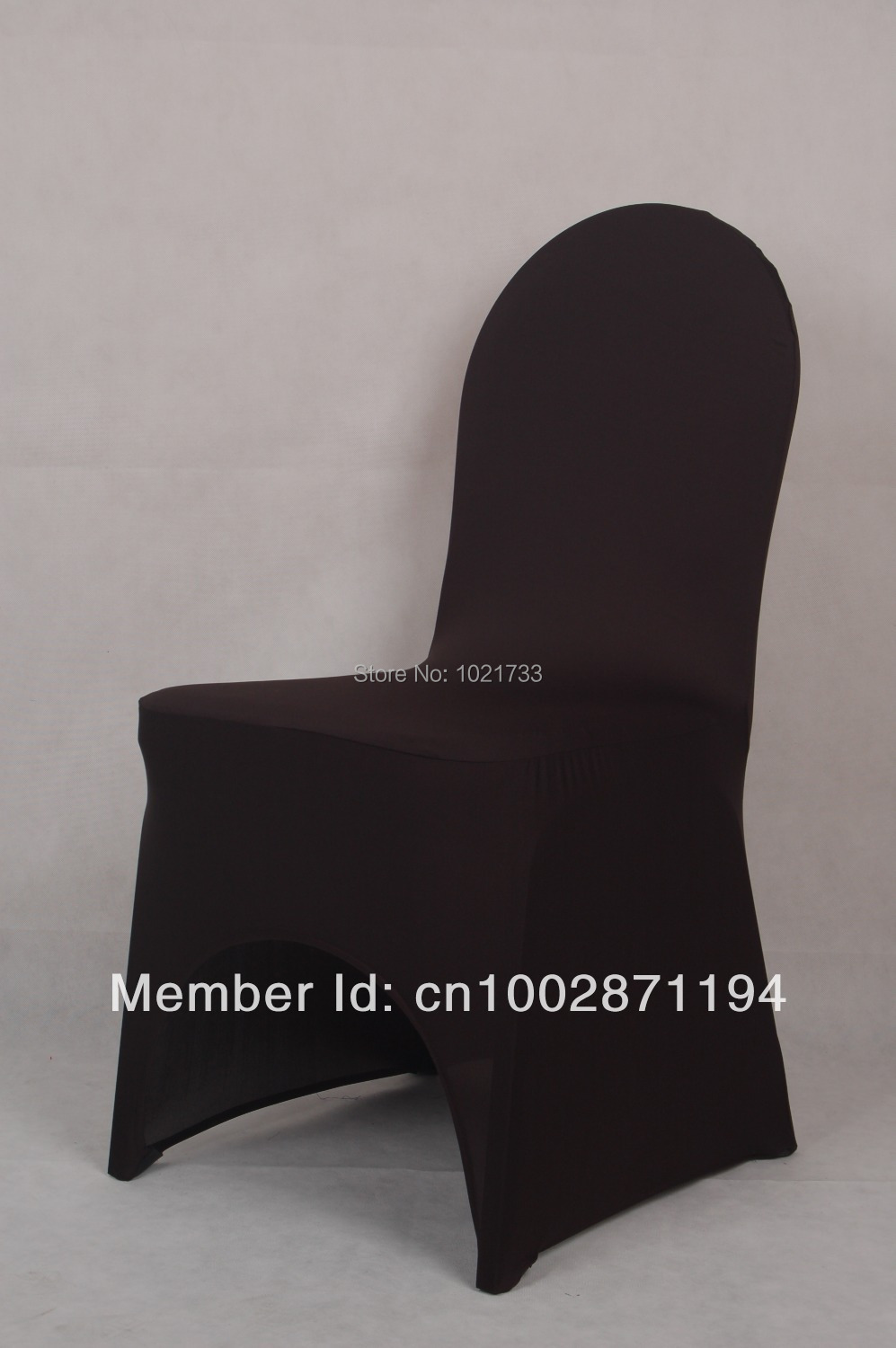 spandex chair cover for sale,black colour,reinforced elastic feet pocket,arch front,wedding decoration lycra chair cover(China (Mainland))