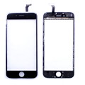Free shipping Black white touch Screen for iPhone 6 4 7 6plus 5 5 Panel Glass