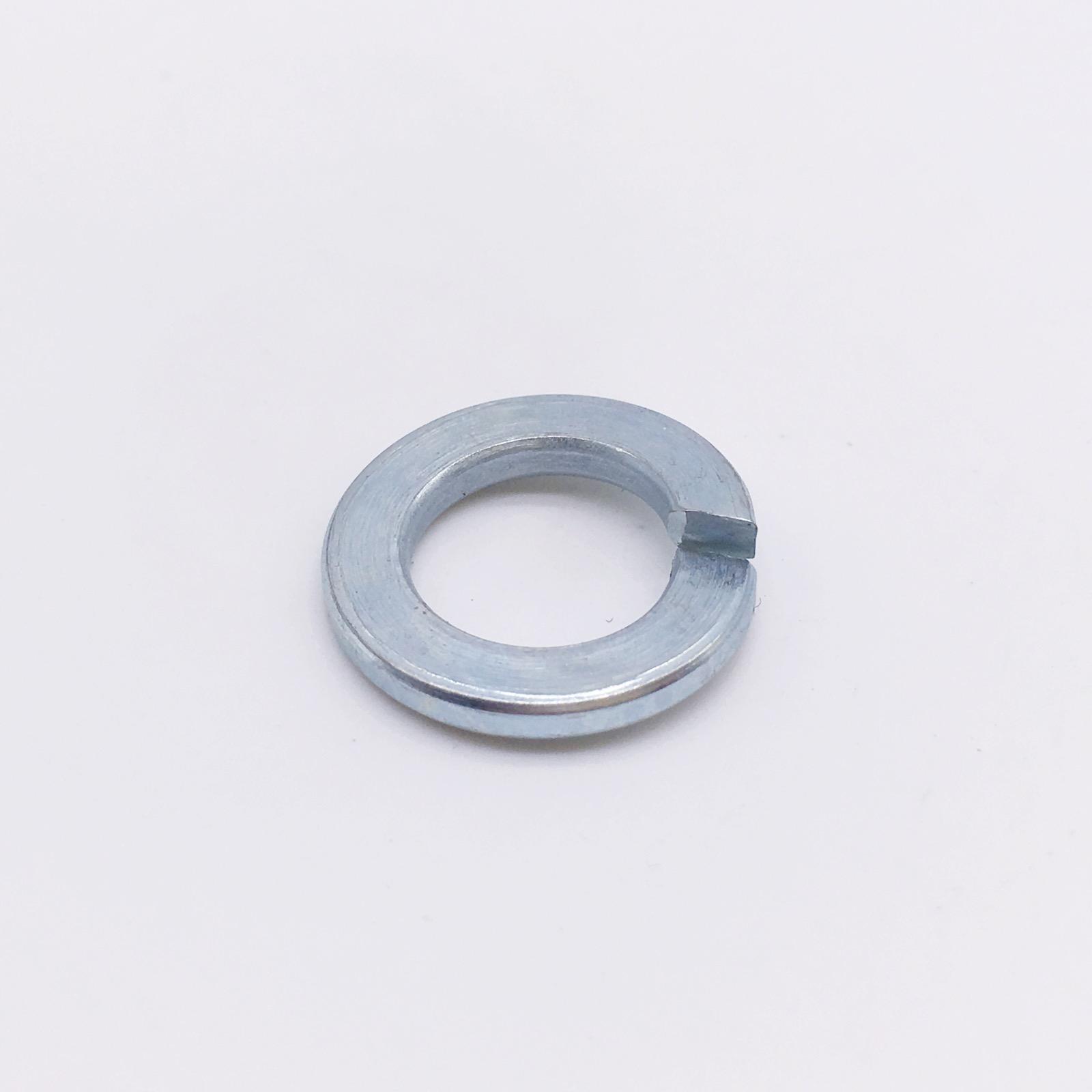 M4 spring washer split washer din127 carbon steel washer galvanized 5000 pieces(China (Mainland))