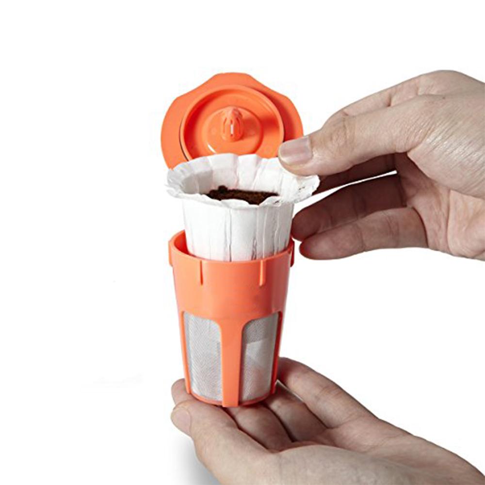 k cup paper filters Reusable k cups: $1499 3 caps item code: smk24 $3999 9 caps item code: smk26 instruction watch how it works ez cup: ez cups filters: re usable k pod: my k cup.