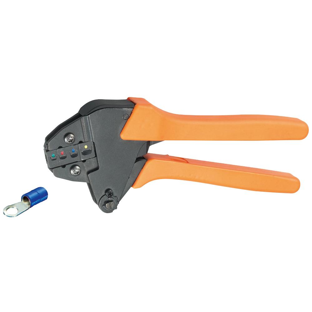 hand crimping tools / ratchet crimping plier VH2-40J(China (Mainland))