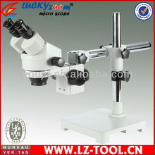 Envío gratis! 3.5x – 90x solo brazo omnipotencia microscopio estéreo Binocular + 56LED luz