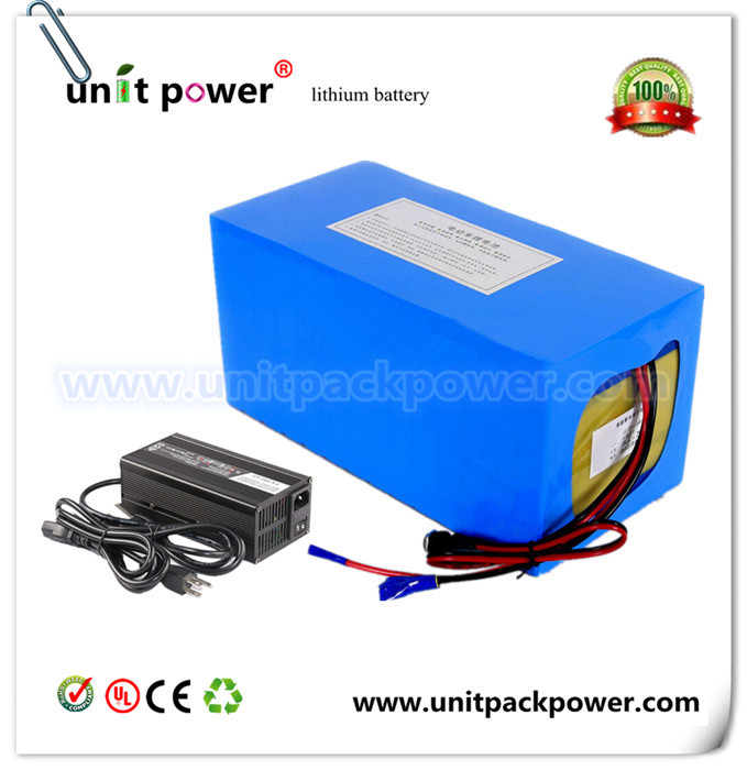 Здесь можно купить  Super power DIY 48 volt li-ion battery pack with fast charger and 40A BMS free shipping 48v 30ah lithium battery pack Super power DIY 48 volt li-ion battery pack with fast charger and 40A BMS free shipping 48v 30ah lithium battery pack Спорт и развлечения
