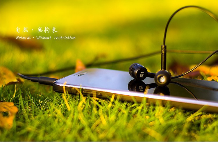 Best sound Earphone for Xiaomi M2 M1 1S Samsung s5 s4 s3 iPhone 6 5 5s MP3 MP4 Headset with MIC Remote Earbuds for Music Phone