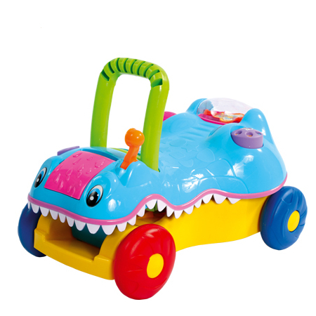 Ride On Cars For Toddlers >> Free Shipping Toddler Ride on Push Car Musical Baby Walker Outdoor Baby Stroller 2 in 1-in Ride ...