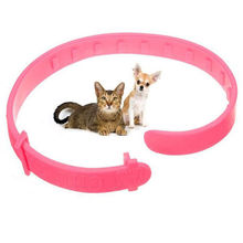 New Adjustable Pet Collar Cat Protection Neck Ring Flea Tick Mite Louse Remedy(China (Mainland))