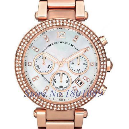 Luxury Brand Fashion Casual Ladies Watch Women Rhinestone Watches Dress Rose Gold Quartz Female Clock Montre Femme Relojes Mujer(China (Mainland))